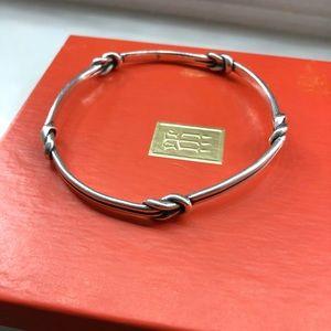James Avery knot bracelet
